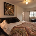 bedroom image by professional photographer